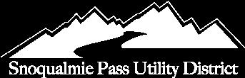 Snoqualmie Pass Utility District Logo